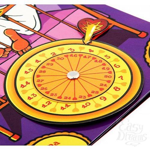 Фотография 5  Игра с рулеткой  Кровать блаженства