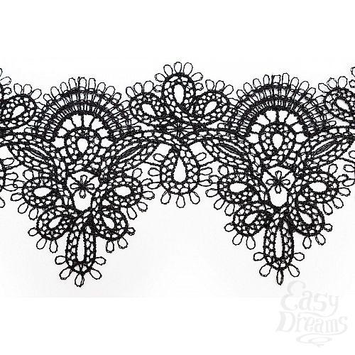 Фотография 2  Ажурное ожерелье-чокер Delicati pizzi