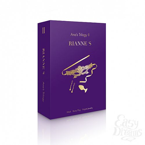Фотография 7 Rianne S Подарочный секс-набор Rianne S, Фиолетовый