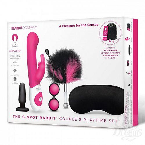 Фотография 3  Игровой набор NAUGHTY PLAYTIME в розовом и чёрном цветах