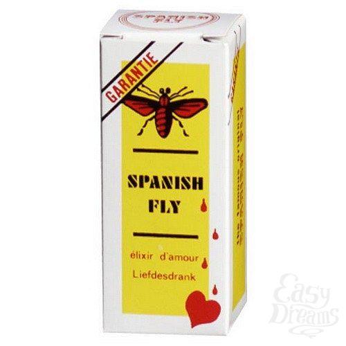 Фотография 1: Cobeco Возбуждающие капли Spanish Fly