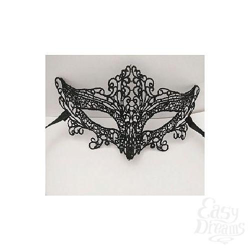 Фотография 2  Кружевная маска на глаза в венецианском стиле