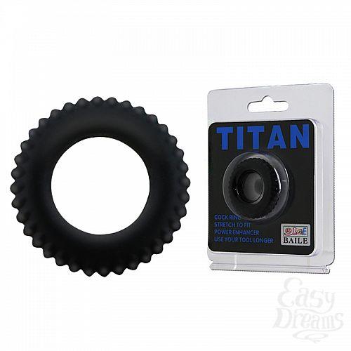 Фотография 1: Baile Эрекционное кольцо Titan BI-210144
