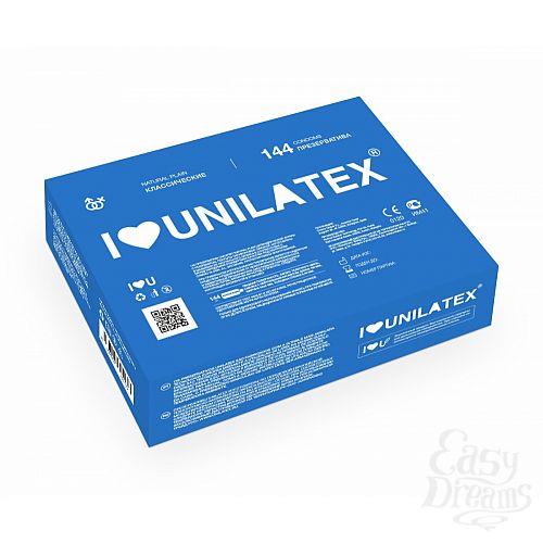 Фотография 1: Unilatex Презервативы Unilatex Ultrathin 144 шт 3016Un