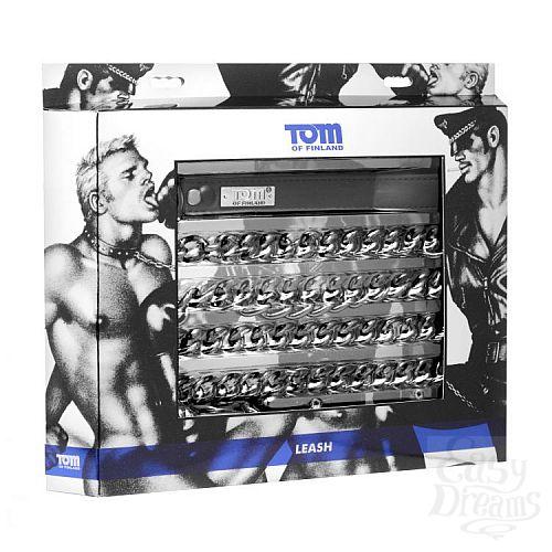 Фотография 2  Поводок из металла Tom of Finland