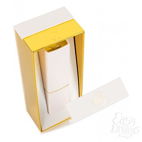 Фотография 5 Womanizer Womanizer 2Go - вакуумный стимулятор клитора, цвет - белый с золотом