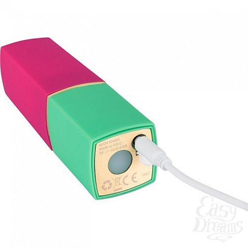 Фотография 3 Womanizer Womanizer 2Go - вакуумный стимулятор клитора, цвет - мятно-розовый