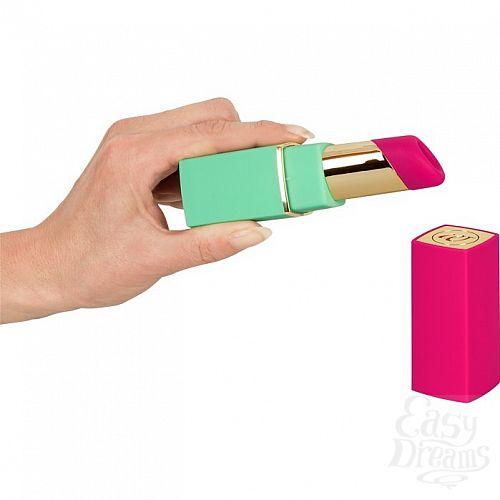 Фотография 5 Womanizer Womanizer 2Go - вакуумный стимулятор клитора, цвет - мятно-розовый, Розовый
