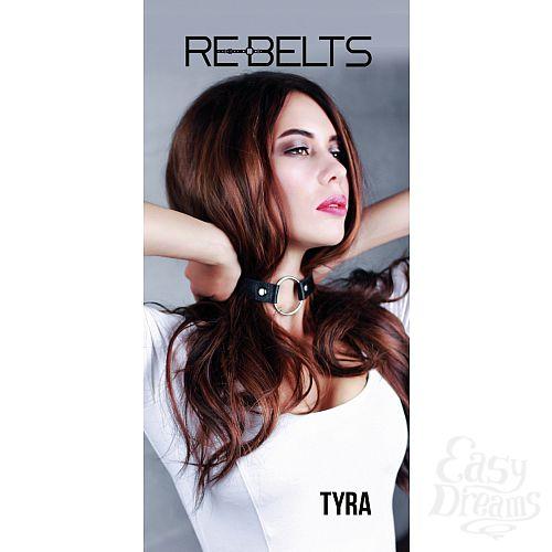 Фотография 1: Rebelts Кляп Tyra Black 60001rebelts