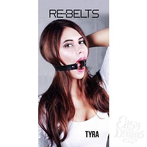 Фотография 2 Rebelts Кляп Tyra Black 60001rebelts