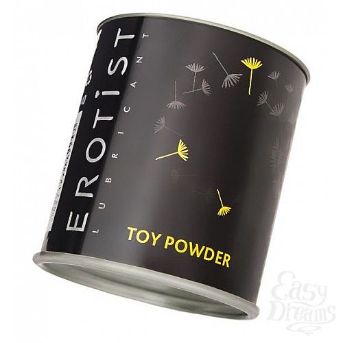 Фотография 1:  Пудра для игрушек TOY POWDER - 50 гр.