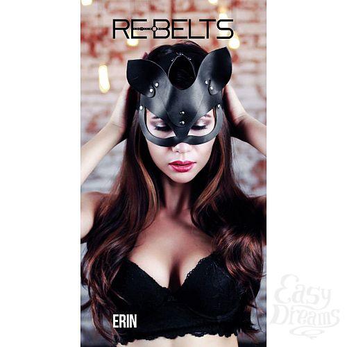 Фотография 2  Чёрная маска кошки Erin Black