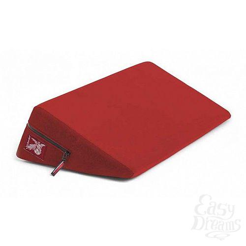 Фотография 1:  Красная подушка для любви Liberator SE Retail Wedge