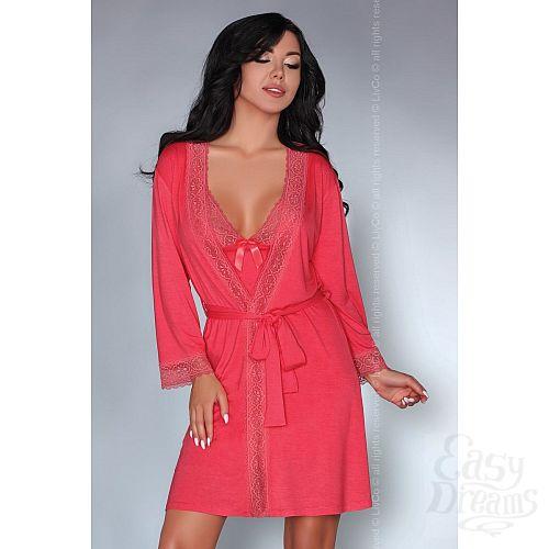 Фотография 2  Женственный ночной комплект Luisanna