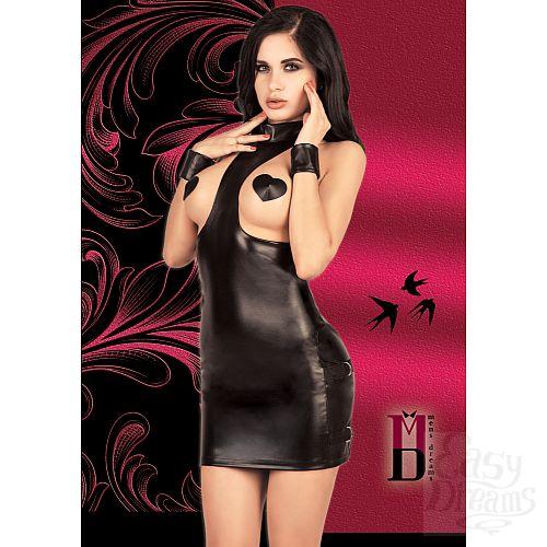 Фотография 1:  Mens dreams  Платье с открытой грудью S/M Men s dreams 3083md