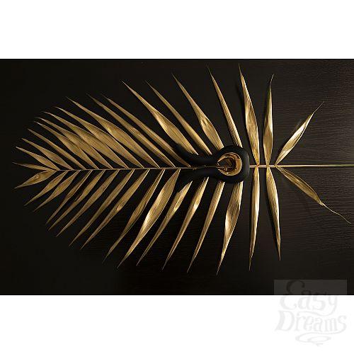 Фотография 7 FT London (Fun Toys) NEW! Красивый вибратор Gvibe Mini Gold, с покрытием золотом - Gvibe (FT London). Ограниченная серия!, Черный