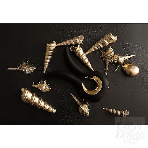 Фотография 8 FT London (Fun Toys) NEW! Красивый вибратор Gvibe Mini Gold, с покрытием золотом - Gvibe (FT London). Ограниченная серия!, Черный