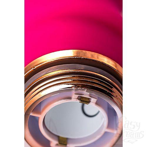 Фотография 9  Розовый вибратор с шаровидной головкой - 20 см.