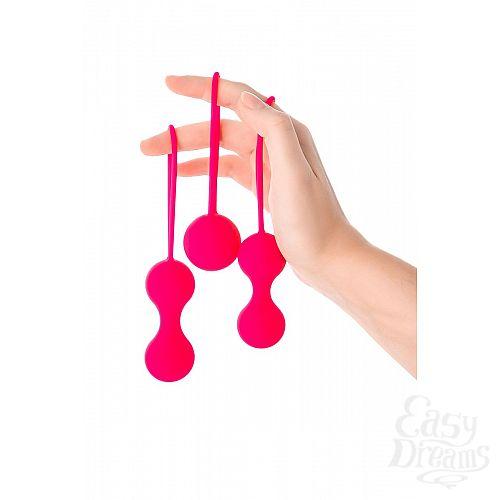Фотография 8  Набор вагинальных шариков различной формы и размера
