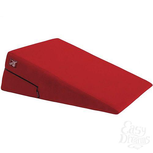 Фотография 3 LIBERATOR Liberator Retail Ramp - подушка для любви, большая, Красный