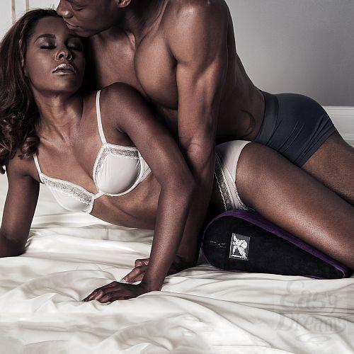 Фотография 6 LIBERATOR Liberator Retail Jaz - подушка для любви малая, Черный