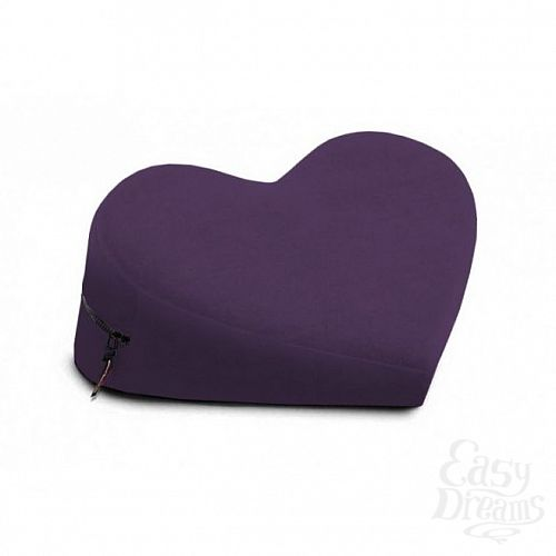 Фотография 1: LIBERATOR Liberator Retail Heart Wedge - подушка для любви в виде сердца