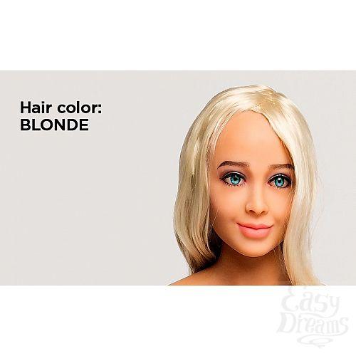 Фотография 4  Мега реалистичная секс-кукла Angelina