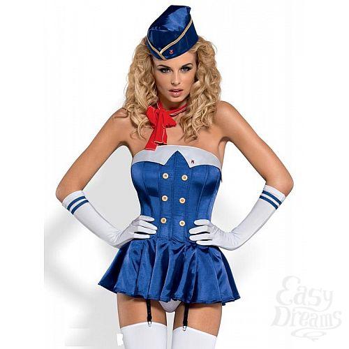 Фотография 2 Obsessive Костюм Stewardess от Obsessive