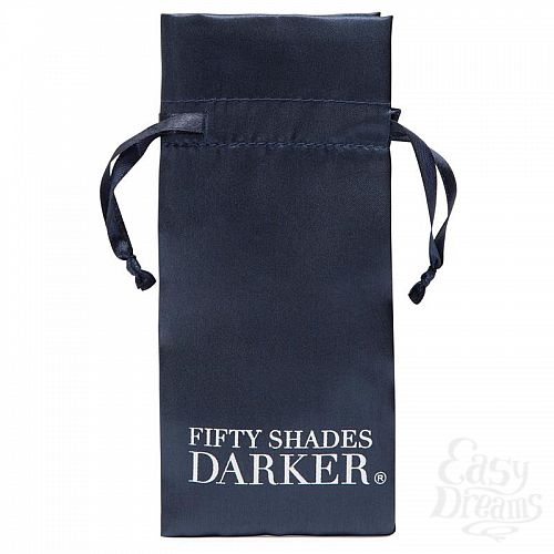 Фотография 5 Fifty Shades Darker Fifty Shades Darker Виброкольцо для пениса Release Together USB, 5 см