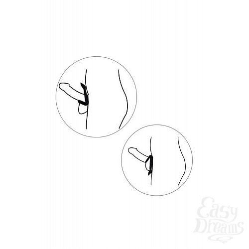 Фотография 3  Двойное эрекционное кольцо на пенис Levett Marcus