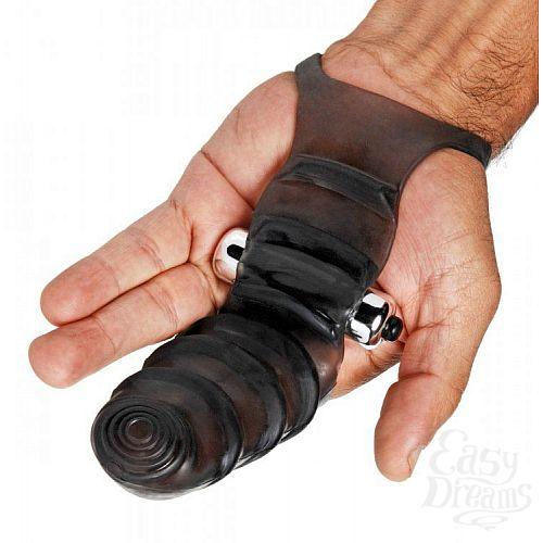 Фотография 2  Насадка на пальцы Bang Bang для стимуляции точки G и клитора