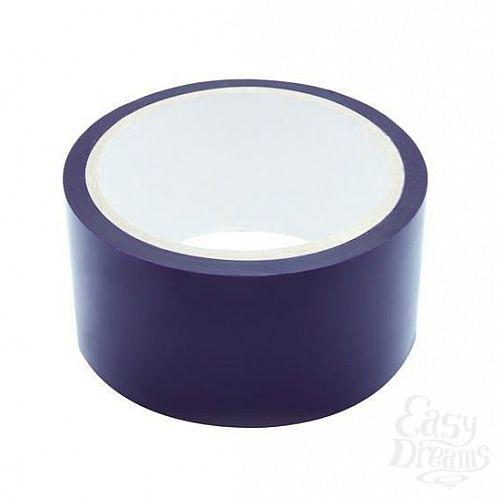 Фотография 1:  Фиолетовая лента для связывания BONDX BONDAGE RIBBON - 18 м.
