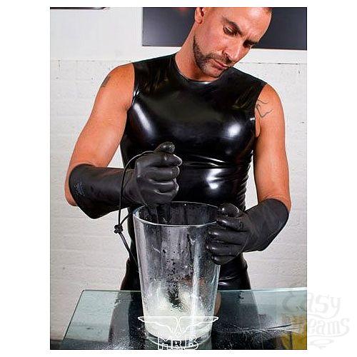Фотография 2  Резиновые перчатки Thick Industrial Rubber Gloves 9