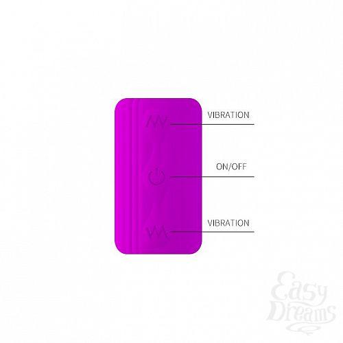 Фотография 6  Гибкий вибростимулятор для пар с круглыми концами Dream Lovers Whip