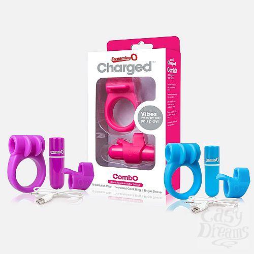 Фотография 3  Фиолетовый набор CHARGED COMBO KIT #1