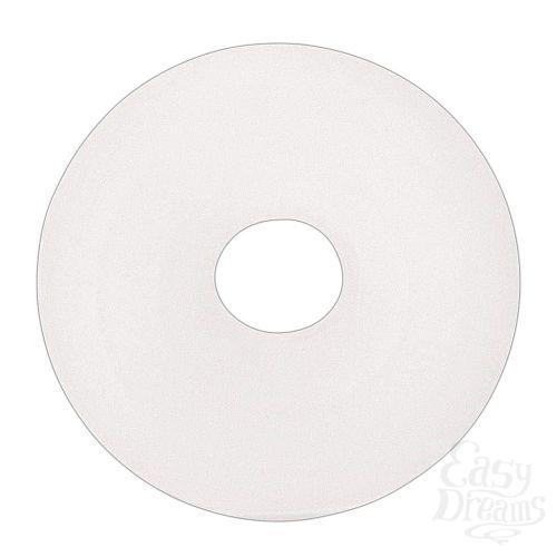 Фотография 1:  Прозрачное широкое эрекционное кольцо Thick Stamina Ring