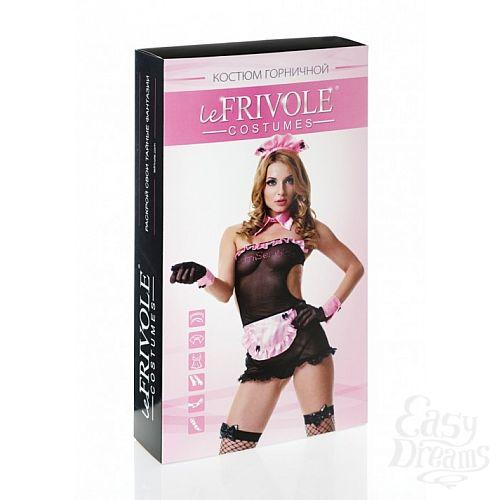 Фотография 3 Le Frivole Costumes Костюм горничной секси от Le Frivole Costumes