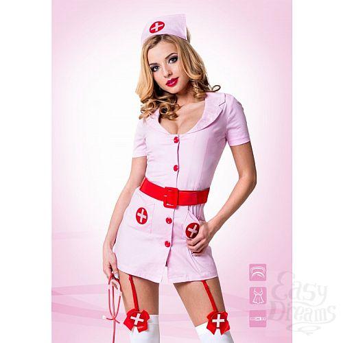 Фотография 1: Le Frivole Costumes Костюм Похотливая медсестра от Le Frivole Costumes