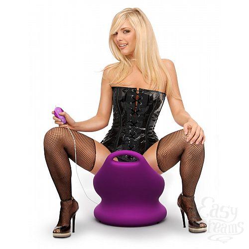 Фотография 6  Виброкресло с пультом управления вибрацией International Rockin  Chair