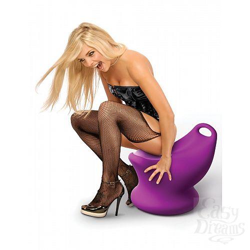Фотография 7  Виброкресло с пультом управления вибрацией International Rockin  Chair