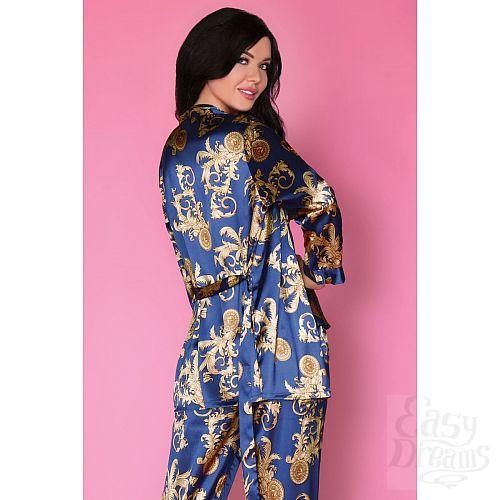 Фотография 2  Роскошная пижамка Nohemi из 3 предметов
