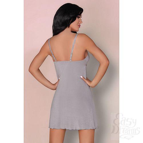 Фотография 2  Ночная сорочка Tilda с вышивкой на груди