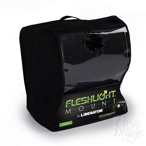 Фотография 3 LIBERATOR Liberator Retail Fleshlight Top Dog - подушка для мастурбаторов, Черный