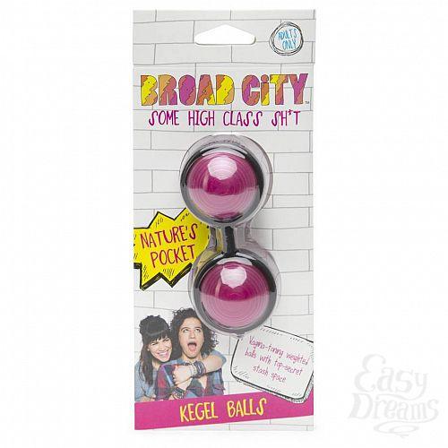 Фотография 4  Вагинальные шарики Broad City Nature s Pocket Kegel Balls