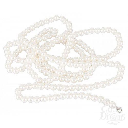 Фотография 1:  Веревка для фиксации Pearl Chain из бусинок