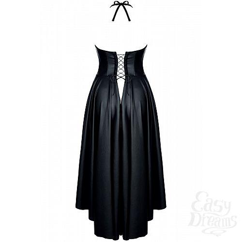 Фотография 5  Длинное платье c открытой грудью Christine