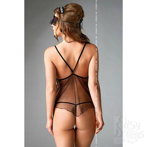 Фотография 2  Ультра сексуальная сорочка Diva из нежного тюля