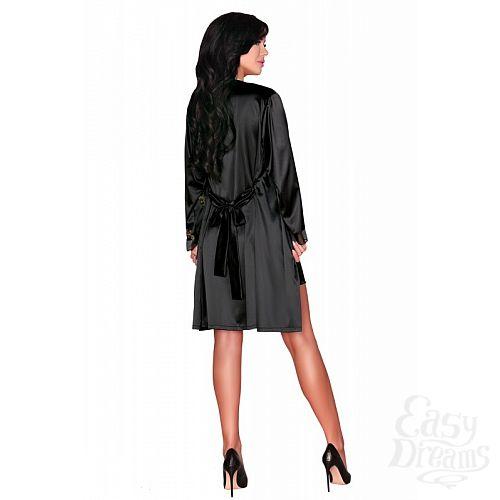 Фотография 2 LivCo Corsetti Fashion Пеньюар Natasha от LivCo Corsetti Fashion, S/M, Черный