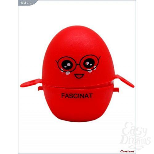 Фотография 2  Красный мастурбатор-яйцо FASCINAT PokeMon