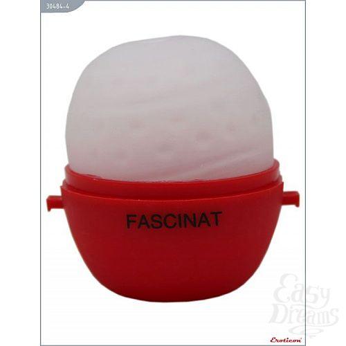 Фотография 3  Красный мастурбатор-яйцо FASCINAT PokeMon